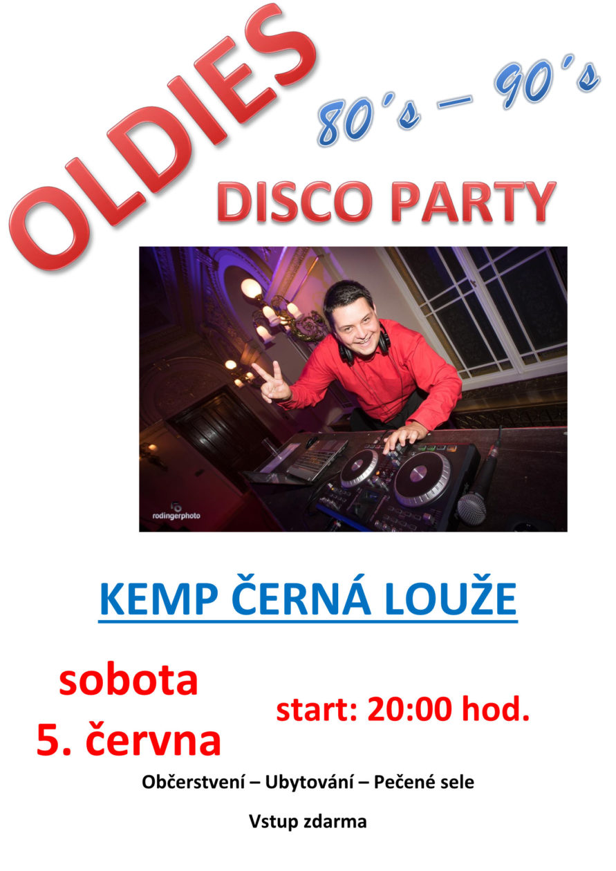 Oldies disco